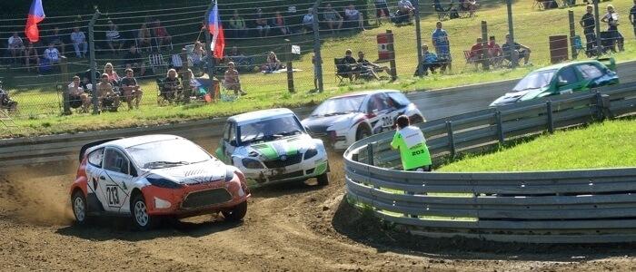 Matschenberg Offroad Arena Fia Autocross Ec